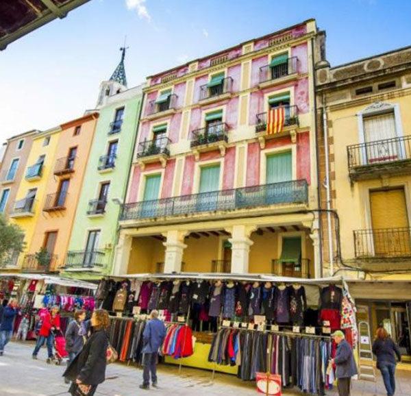 Visita a Vilafranca del penedes